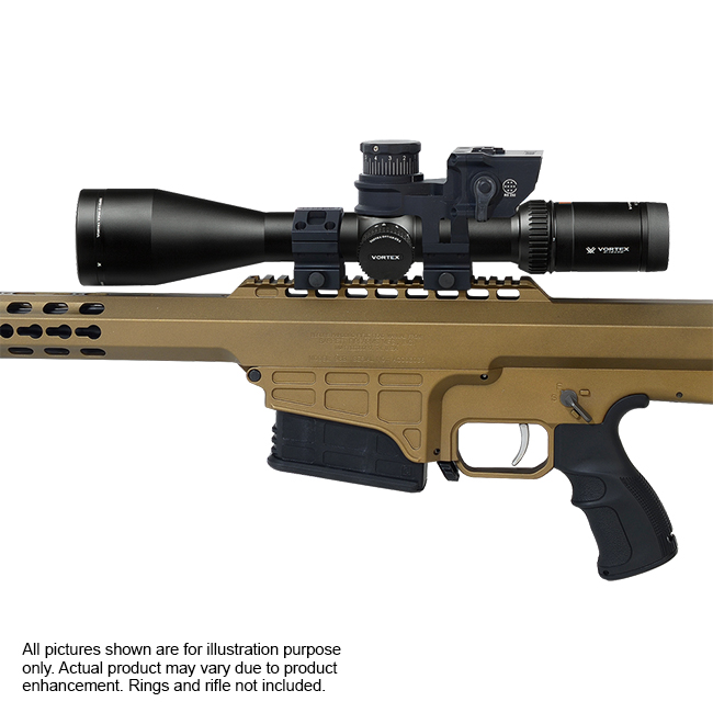 Vortex Viper HS LR 4-16x50 Dead-Hold BDC Riflescope and Barrett BORS 2.0 Kit Vortex-Viper-4x16-BORS-Kit