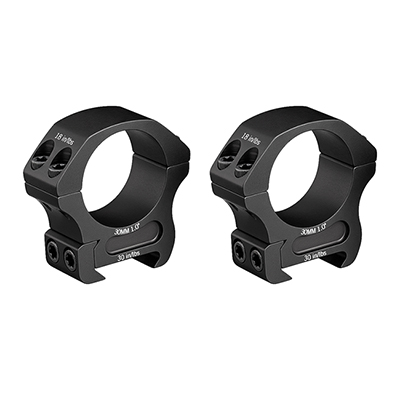"Vortex Pro 30mm Medium (1.00"") Scope Rings PR30-M"