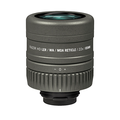 Vortex RZR HD Ranging Eyepiece w/ Reticle MOA RS-85REA