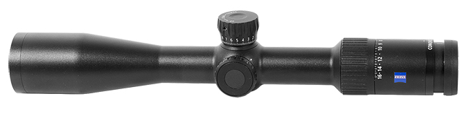 Zeiss CONQUEST V4 4-16x44 ZMOA-2 Reticle (#94) Ext. Elevation Turret Ballistic Stop .25 MOA Parallax Adj. 522931-9994-080