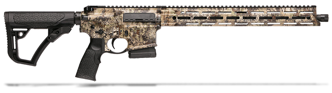 "Daniel Defense DDM4 Ambush .300 Blk 16"" 1:8 Kryptek Highlander Rifle 02-110-01216"