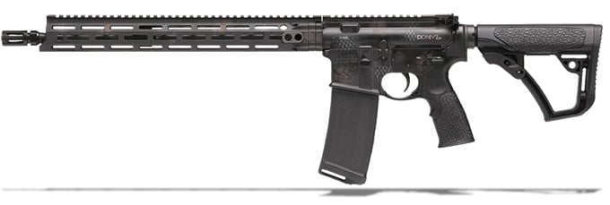 "Daniel Defense DDM4V7 LW 5.56mm NATO 16"" 1:7 Rattlecan Rifle 02-128-02957-047"