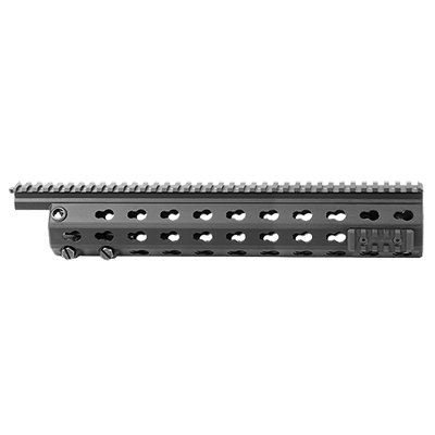 "HK MR762 14.7"" MRS handguard, black 51000172"