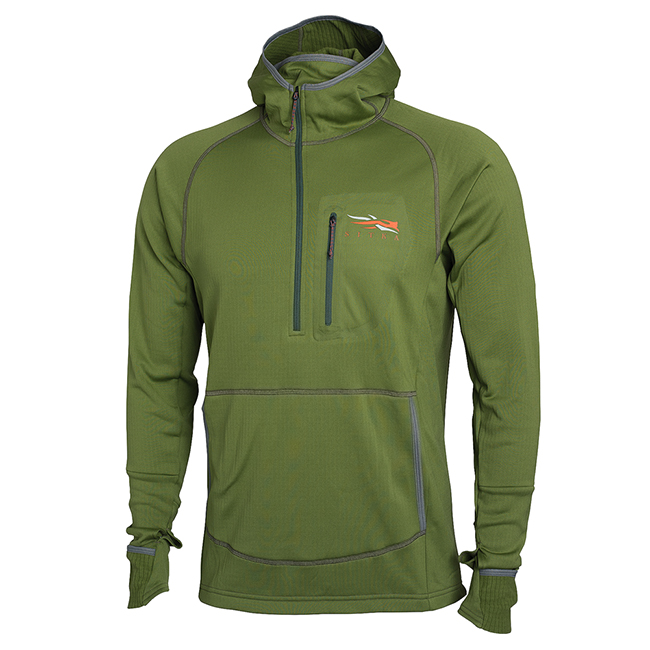 Sitka Fanatic Hoody Forest 70018-FO