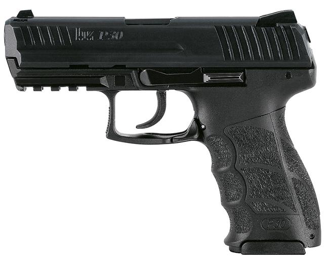 HK P30 V1 Officer 9mm Pistol 730901LE-A5