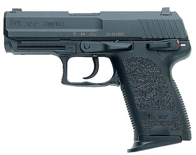 HK USP Compact V1 .40 S&W Pistol 215807