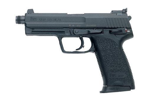Heckler Koch USP9 Tactical V1 9mm Pistol 709001T-A5