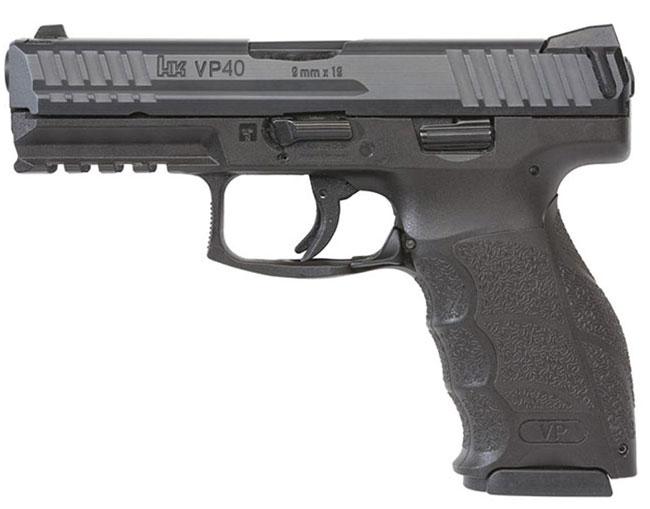 HK VP40 .40 Pistol 2 10rd Mags 700040-A5