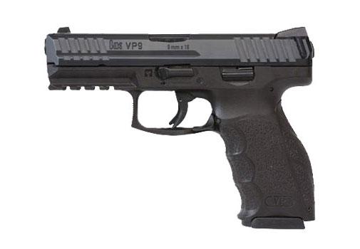 HK VP9 Striker Fire 9mm - 700009LE-A5