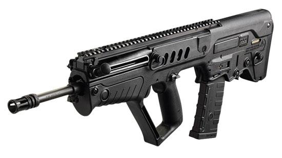 IWI Tavor Sar 5.56 Nato Black Flattop Rifle TSB18