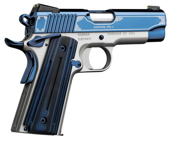 Kimber 1911 Sapphire Pro II 9MM 3200298