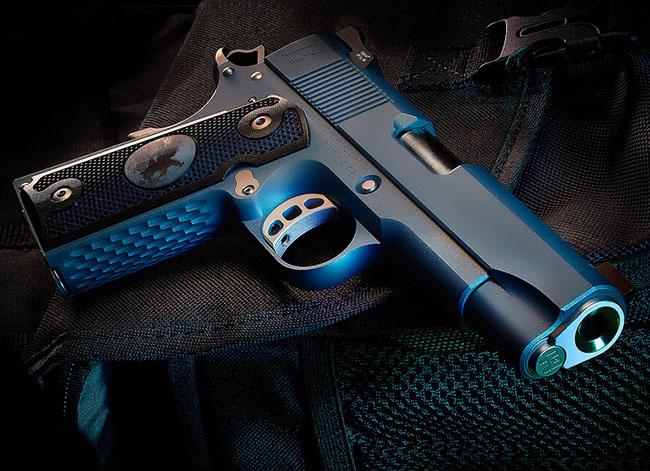 Nighthawk Lady Hawk .45 ACP Pistol NH-HeinieLadyhawk45