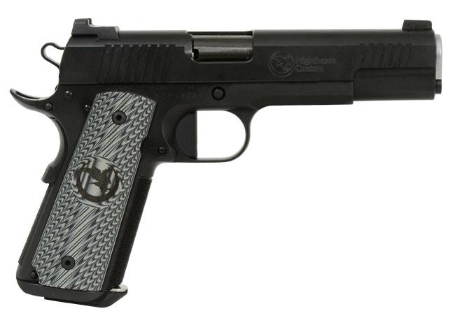 Nighthawk Shadow Hawk Government 9mm Pistol