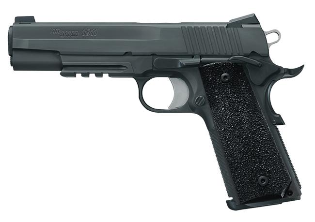Sig 1911 TACOPS .45 ACP Pistol 1911R-45-TACOPS