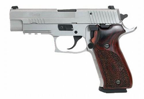 Sig P220 Elite Stainless .45 ACP Pistol 220R-45-SSE