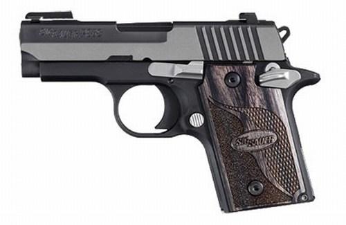 Sig Sauer P938 Equinox 9mm Pistol 938-9-EQ-AMBI