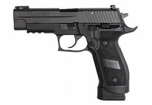Sig P226 TACOPS 9mm Pistol E26R-9-TACOPS