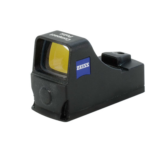Zeiss Compact Point Red Dot Sight with Zeiss Plate 521761-000