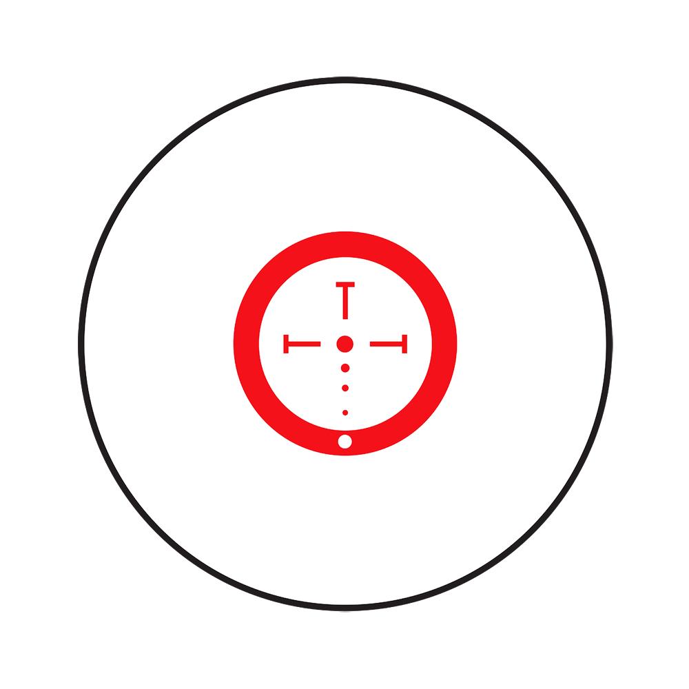 Burris Fullfield Tac30 1X-4X-24mm CQ 5.56 Riflescope 200433