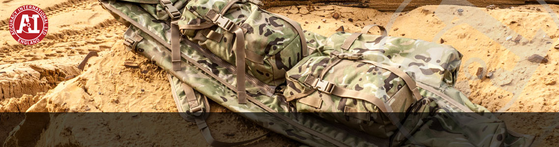 Accuracy International Bags & Cases