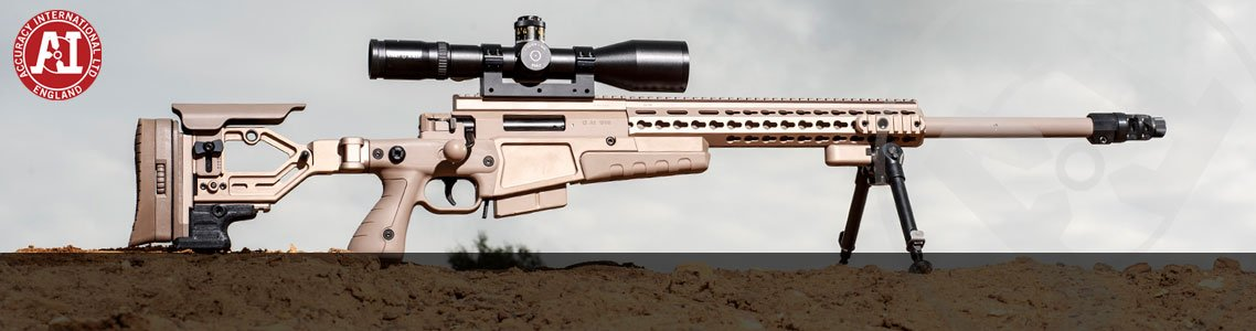 View All Accuracy International Rifles