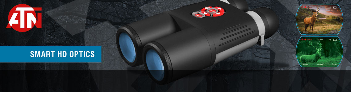 Image result for What the binocular is and ATN as the best solution for you to deal with