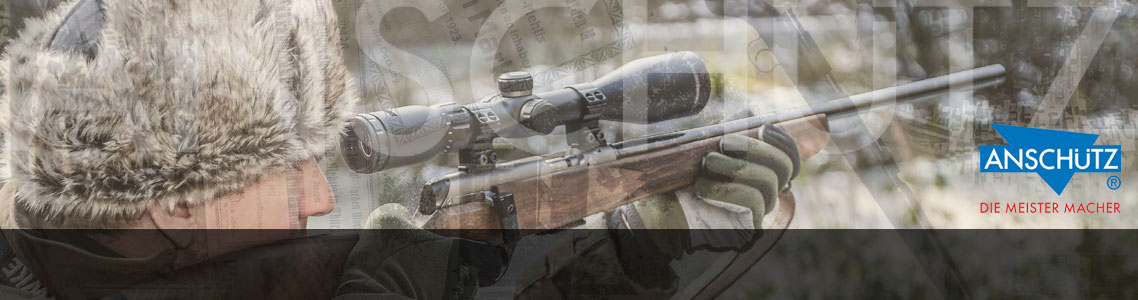 View All Anschutz Rifles