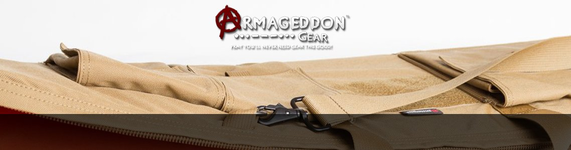 Armageddon Gear Gun Cases