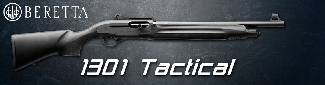 Beretta 1301 Tactical Shotguns