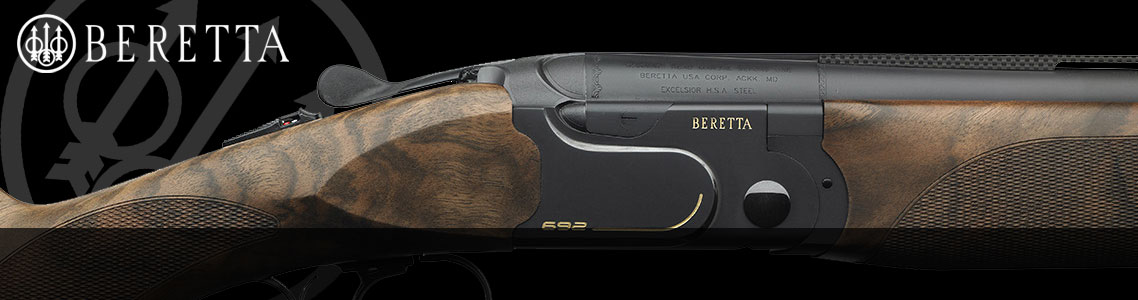 Beretta 692 Black Edition