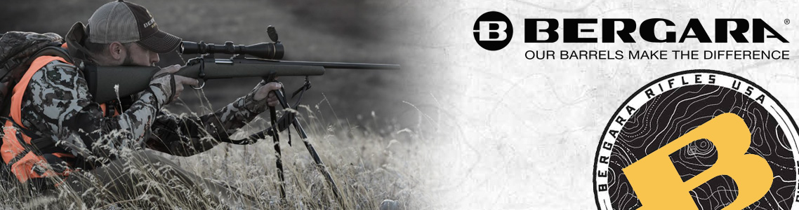 Bergara Ridge Rifles
