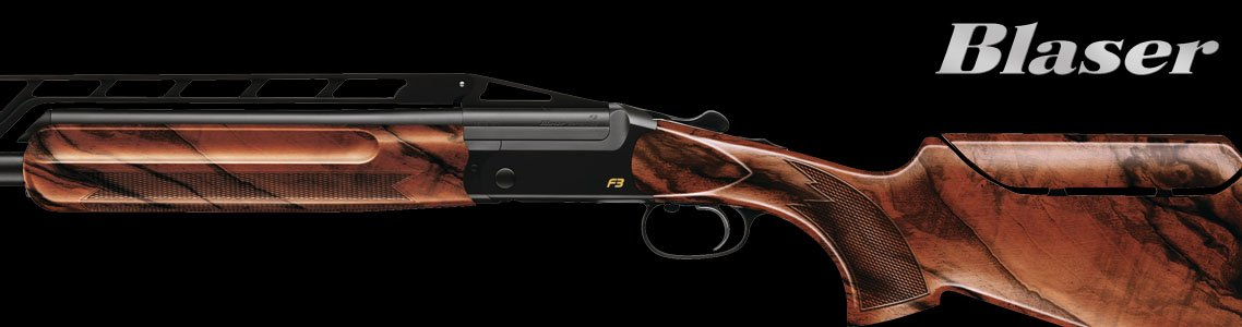 Blaser F3 Super Trap Shotguns