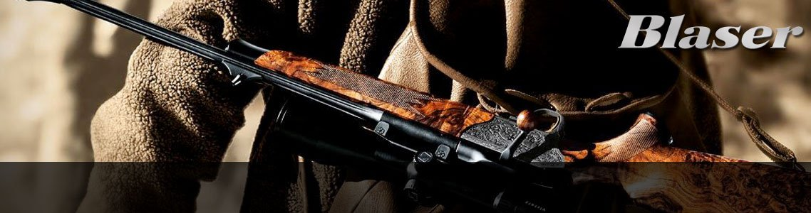 Blaser Rifles & Rifle Components