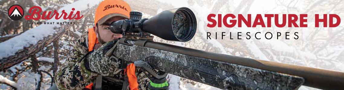 Burris Signature HD Scopes