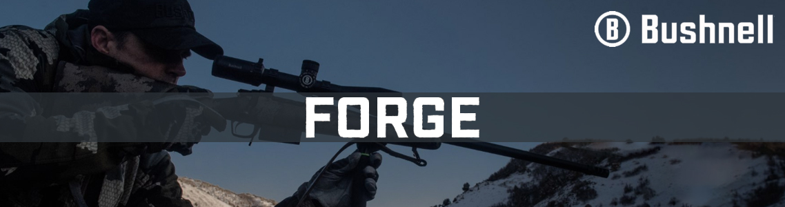 Bushnell Forge Riflescopes
