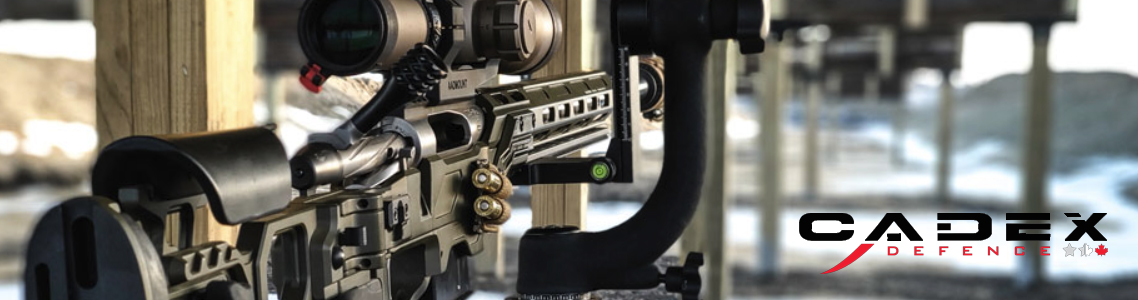 Cadex R7 Lite Comp Rifles