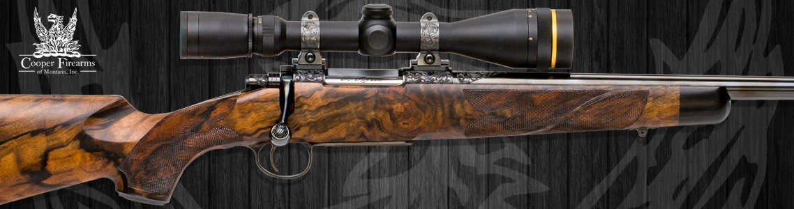 View All Cooper Rifles