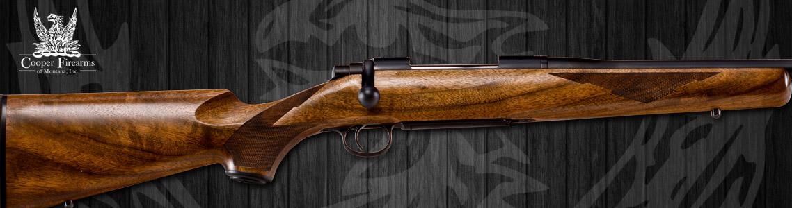 Cooper Firearms M52 Rifles - EuroOptic com
