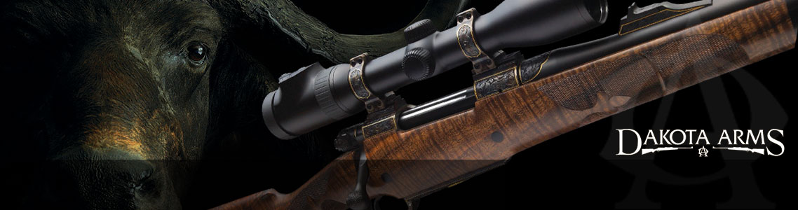 View All Dakota Arms Rifles