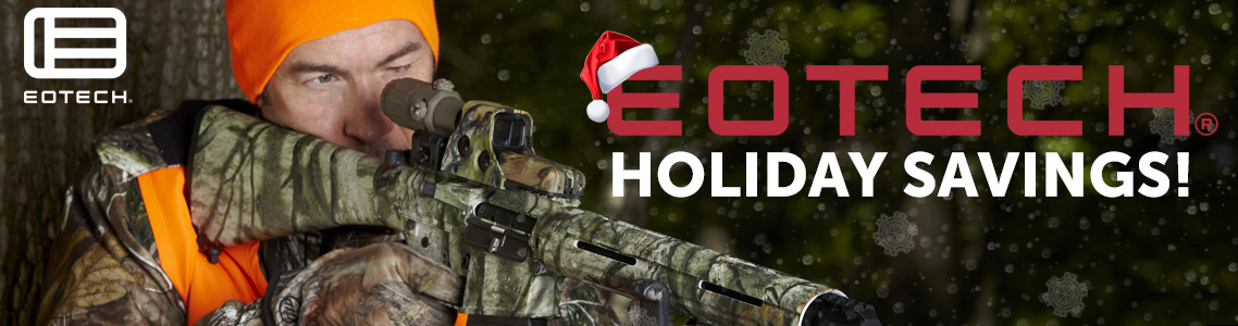 EOTech Holiday Savings!