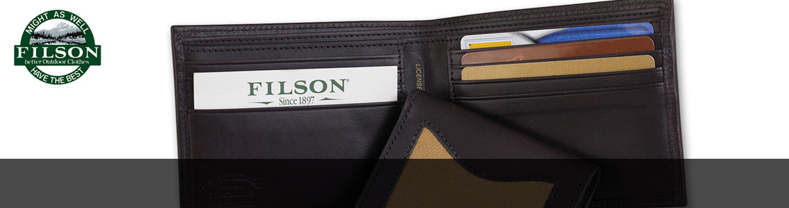 Filson Wallets