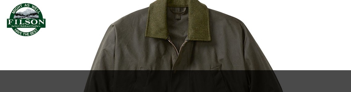 Filson Outdoor Work Wear Jackets
