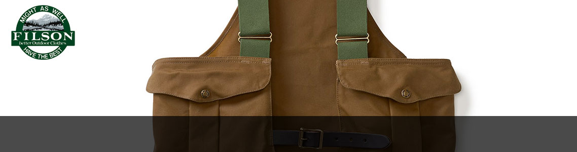 Filson Outdoor Work Wear Vests