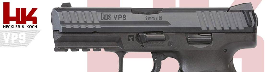 Heckler Koch Vp9 Pistols For Sale Eurooptic Com
