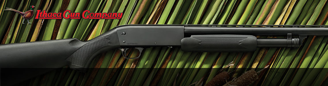 View All Ithaca Shotguns