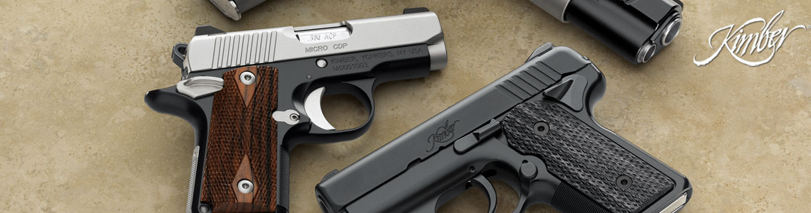 View All Kimber 1911 Pistols