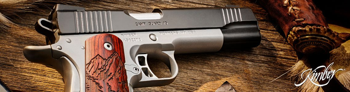 Kimber Custom Shop 1911 Pistols