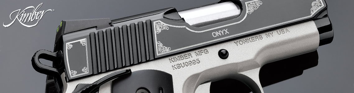 Kimber Special Edition 1911 Pistols
