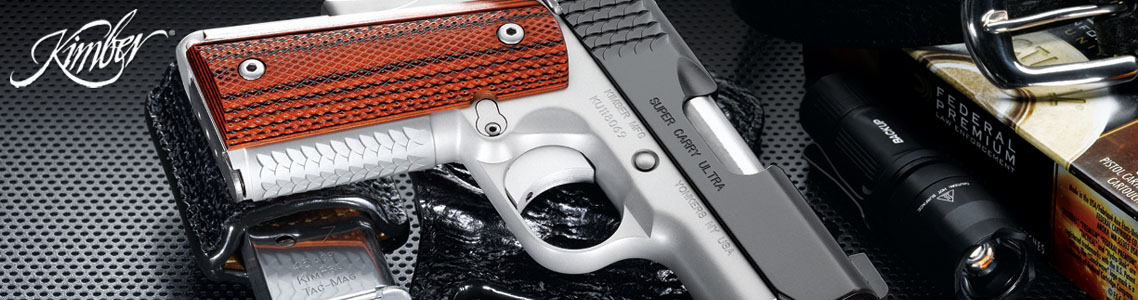 Kimber Super Carry 1911 Pistols