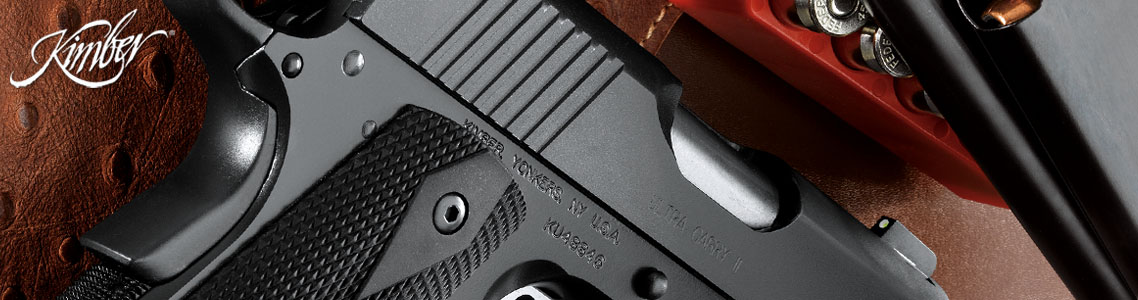 Kimber Ultra Carry II 1911 Pistols